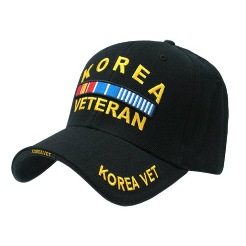 DECKY Military Cap-Korea Veteran
