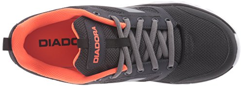 Black 6 Diadora Grey Steel Men's Hawk aqctZz