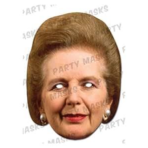Margaret Thatcher mask (máscara/ careta)