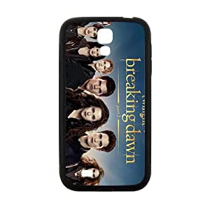 WAGT Breaking Dawn Design Pesonalized Creative Phone Case For Samsung Galaxy S4