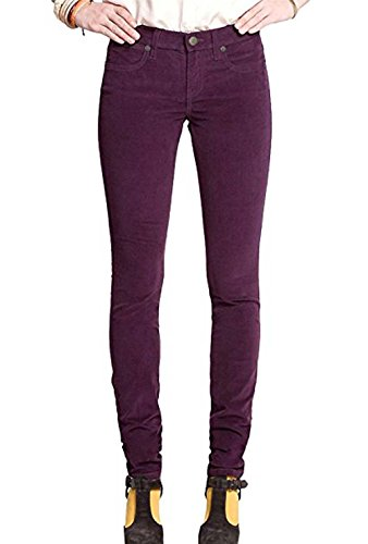 Henry and Belle Women's Super Skinny Corduroy Port Size 2...