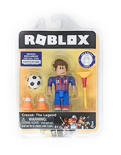 Roblox Gold Collection Crezak The Legend Single Figure Pack -
