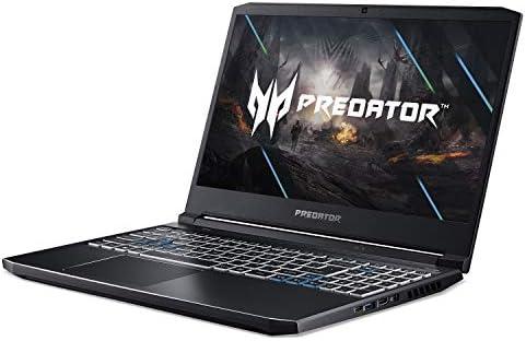 Acer Predator Helios 300 Gaming Laptop, Intel i7-10750H, NVIDIA GeForce RTX 2060 6GB, 15.6″ Full HD 144Hz 3ms IPS Display, 16GB Dual-Channel DDR4, 512GB NVMe SSD, WiFi 6, RGB Keyboard, PH315-53-72XD 41ORoC DaLL