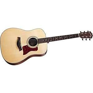 taylor guitars 200 series 210e deadnought acoustic electric guitar natural. Black Bedroom Furniture Sets. Home Design Ideas