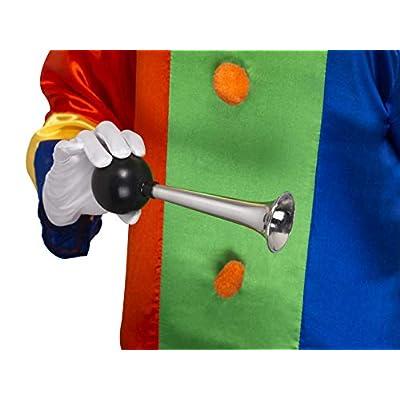 Smiffys Honk Honk Clown Horn: Clothing