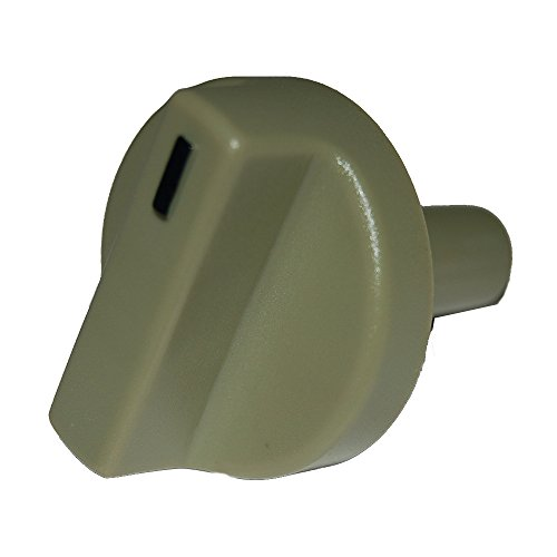 Music Burgh Metals 00120 Plastic Control Knob Replacement for Select Weber Gas Grill Models