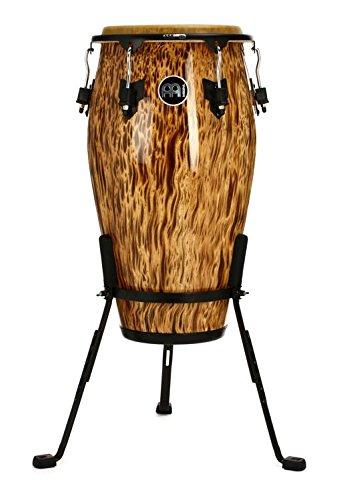 Meinl Percussion MCC1212LB Marathon Classic Designer Series 12-Inch Tumba, Leopard Burl by Meinl Percussion