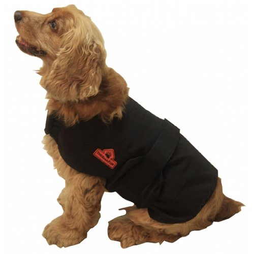 Thermafur Air Activated Heating Dog Coat, Small
