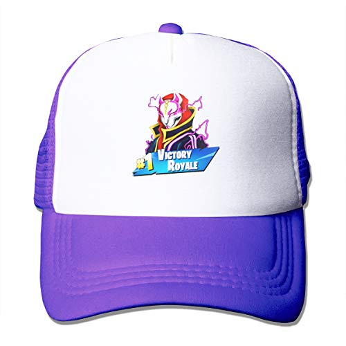 Fortnite Battle Royale Unisex Trucker Hats Adjustable Baseball Cap Mesh Cap