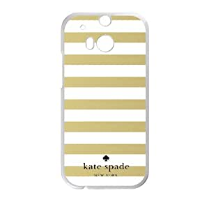 Printed Phone Case kate spade For HTC One M8 M2X3112230