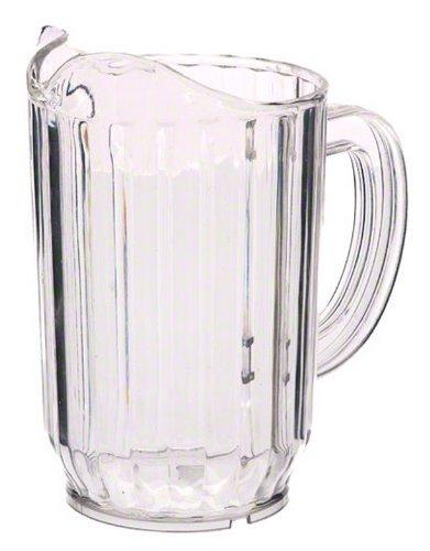32oz glass pitcher - 6