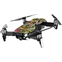 MightySkins Skin for DJI Mavic Air Drone - Fish Puzzle | Min Coverage Protective, Durable, and Unique Vinyl Decal wrap cover | Easy To Apply, Remove, and Change Styles | Made in the USA