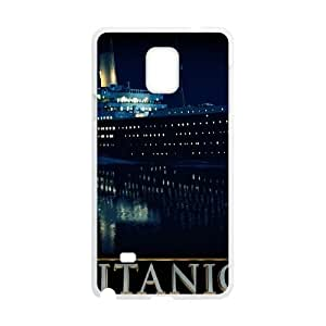 Samsung Galaxy Note 4 Cell Phone Case White Titanic0 Protective Customized Phone Case Cover CZOIEQWMXN3270