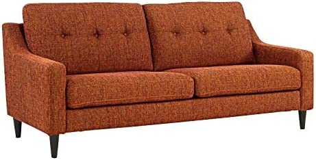 Domesis Scooped Arm Sofa