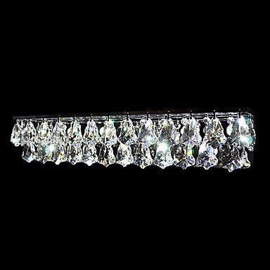 Longless LED Wandleuchte, die kurze Moderne Aluminium Oxidation (verschiedene Farben) , White