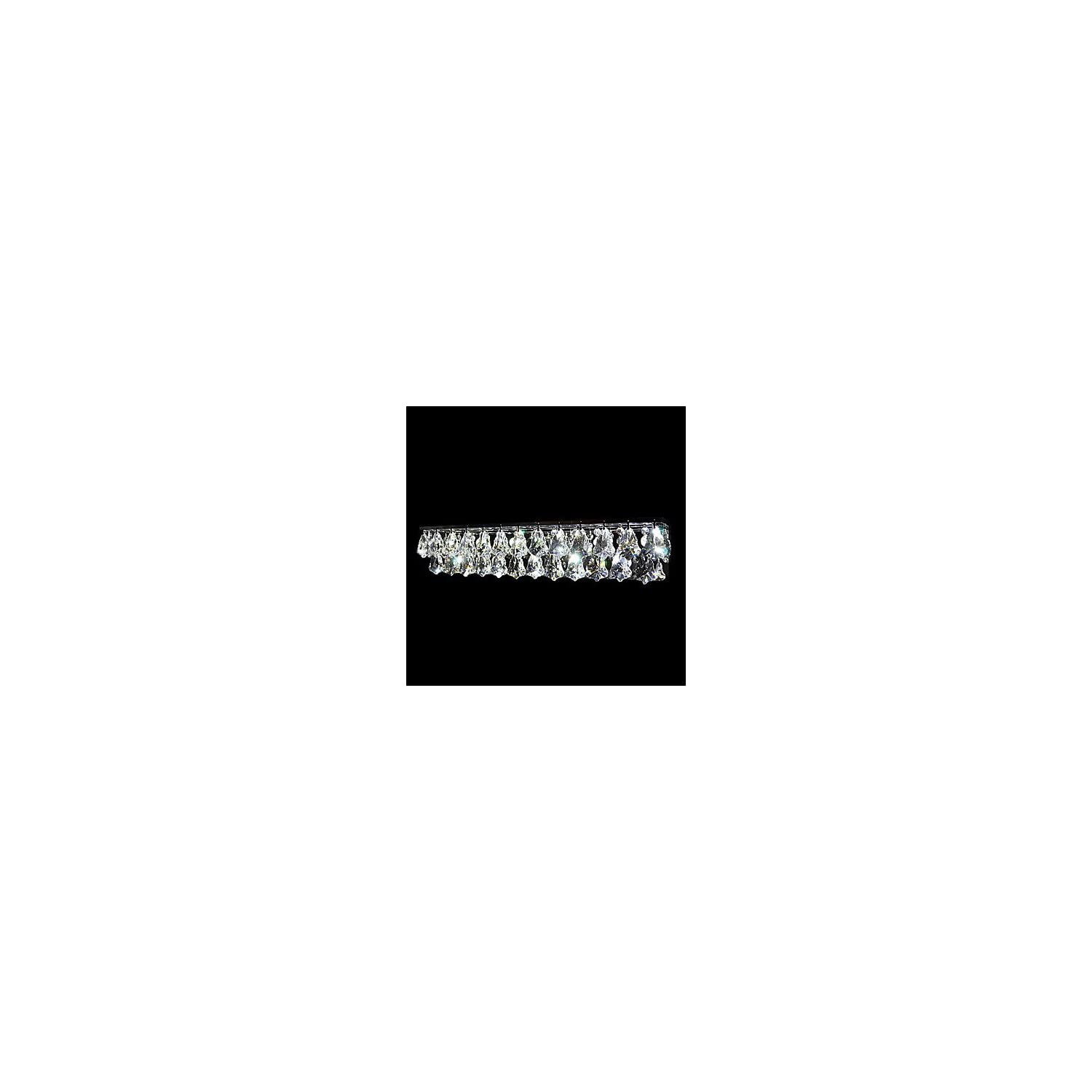 ZQ Creative Wall Sconces Crystal/LED/Bulb Included Modern/Contemporary Metal , 90-240V-Warm White