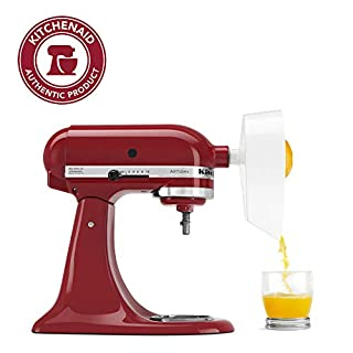 KitchenAid JE Citrus Juicer Attachment (B00004SGFD) | Amazon price tracker / tracking, Amazon price history charts, Amazon price watches, Amazon price drop alerts