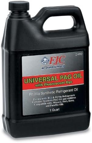 FJC 2480 pag Universal Aceite con Fluorescente de detección de Fugas Dye (1 Quart)