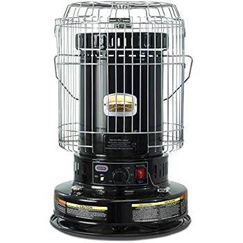 Amazon Com Dyna Glo Wk24bk 23 800 Btu Indoor Kerosene
