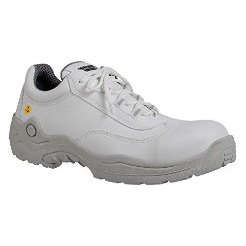 Ejendals 6458–41–Taglia 41calzatura di sicurezza JALAS 6458prima, colore: bianco/grigio