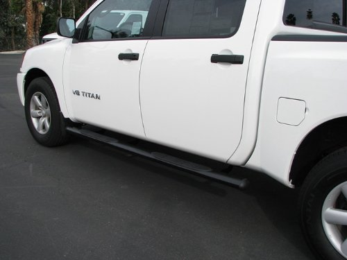 MaxMate Premium Custom Fit 04-16 Nissan Titan Crew Cab Black 4