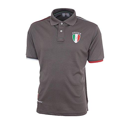 e7acb6522dc Tonino Lamborghini Golf Men s Printed Polo Shirt