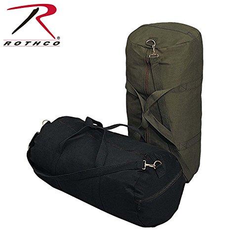 "Rothco Canvas Shoulder Bag, Olive Drab, 24"""