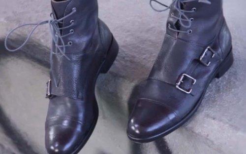 Ovye by Cristina Lucchi , Chaussures de ville à lacets pour femme Noir Noir