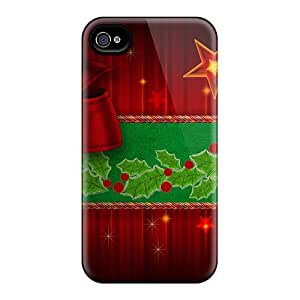 Fashion Cases For Iphone 6- Holidays Christmas Design Defender Cases Covers