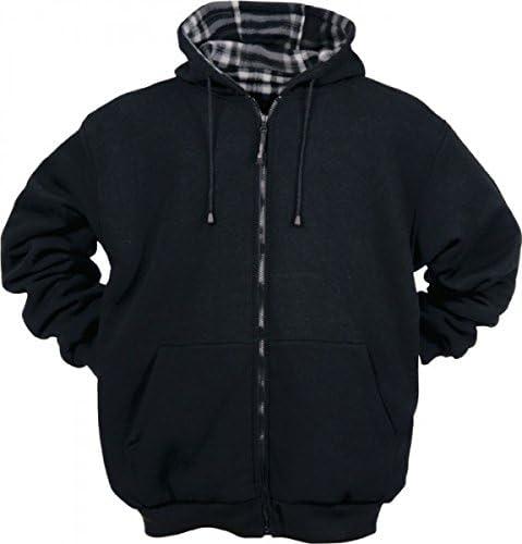 noir 9073 ELUTEX Aspen Veste thermique r/éversible