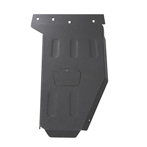 Smittybilt 76922 XRC Engine/Transmission Skid Plate for 2007-2018 Jeep Wrangler JK ()