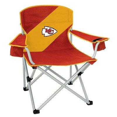 Fabulous Amazon Com Nfl Kansas City Chiefs Big Boy Folding Tailgate Lamtechconsult Wood Chair Design Ideas Lamtechconsultcom
