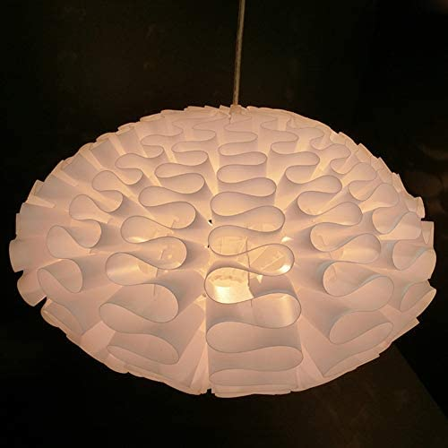 xMxDESiZ DIY - Pantalla para lámpara de Techo con Varias Capas ...