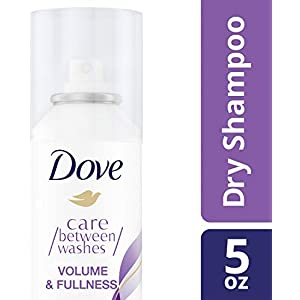 Dove Refresh+Care Dry Shampoo, Volume & Fullness, 5 oz