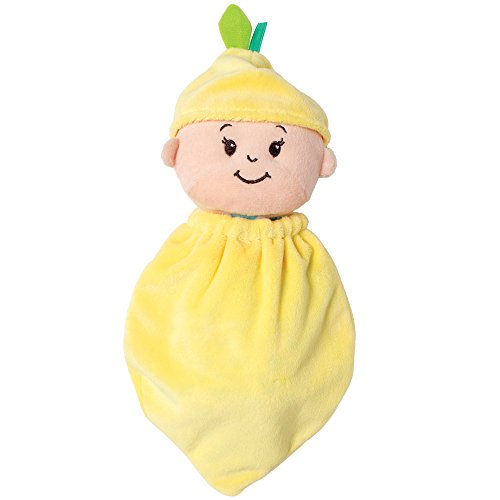 Manhattan Toy Wee Baby Stella Doll Fruit Suit - Lemon, 12