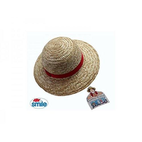 AbyStyle ONE Piece - Luffy Straw HAT X (Replica One Piece)