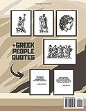 Greek Mythology Coloring Book: Greek Gods and