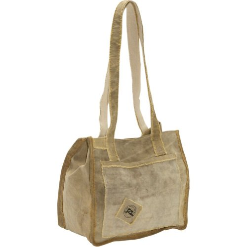 The Real Deal Taiba Tote (Canvas), Bags Central