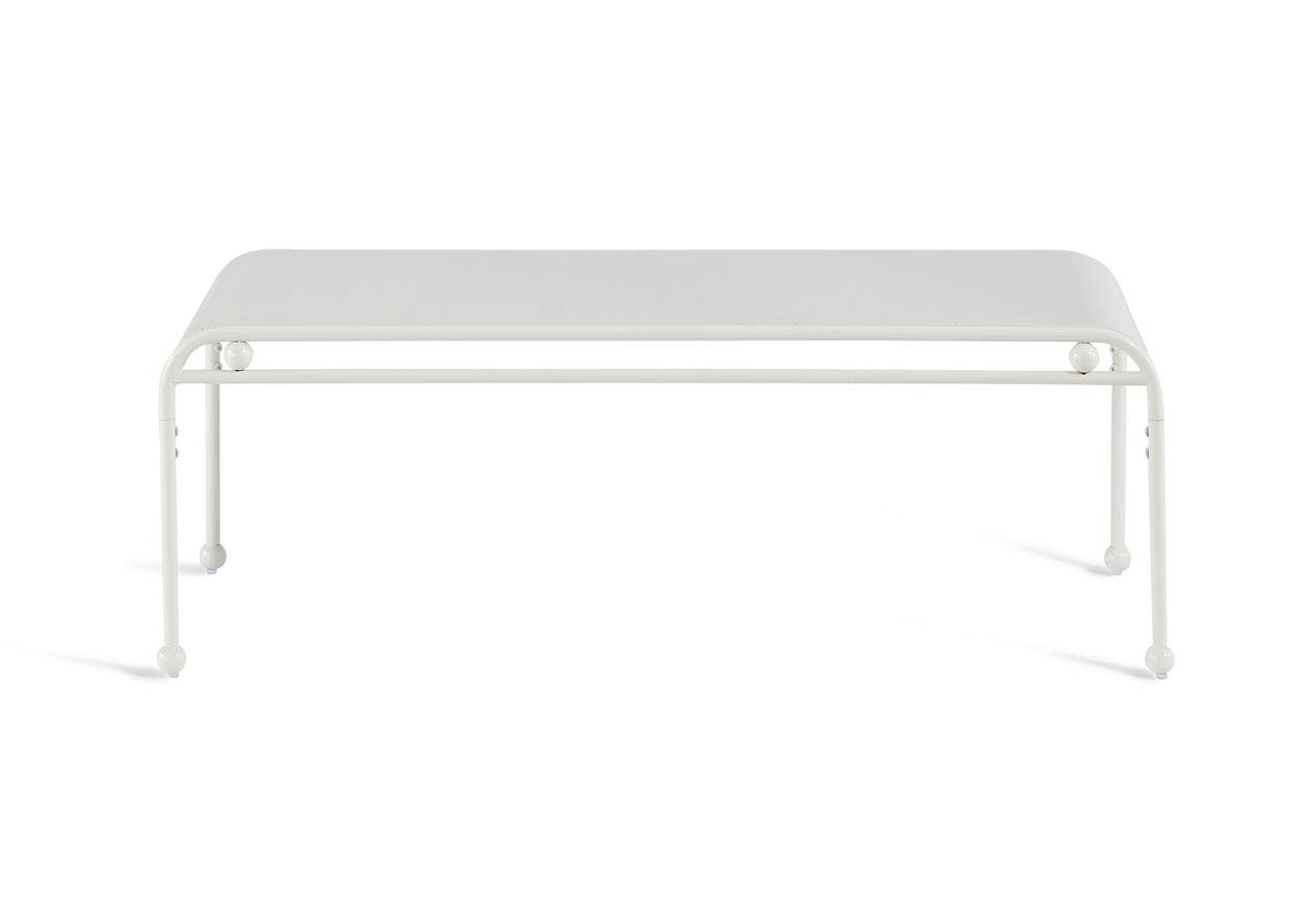 Now House by Jonathan Adler Elemental Coffee and Cocktail Table, White