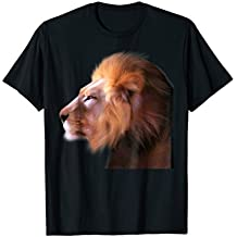 Lion T-Shirt King of the Jungle - short sleeve t-shirt