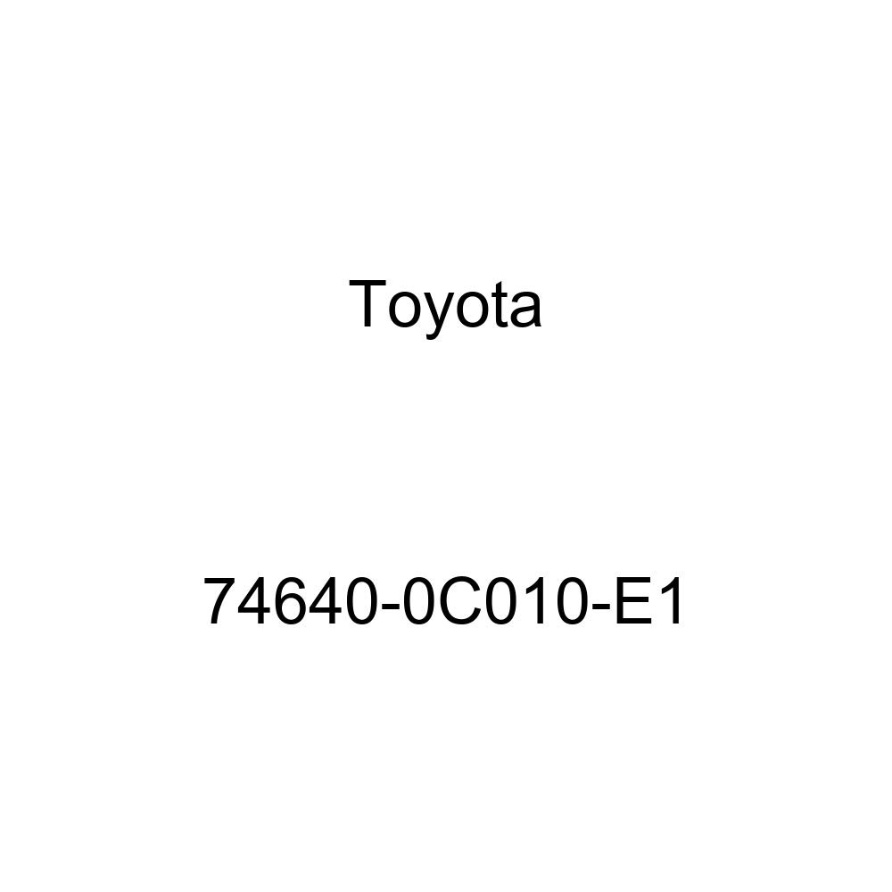 Toyota 74640-0C010-E1 Door Assist Grip Assembly
