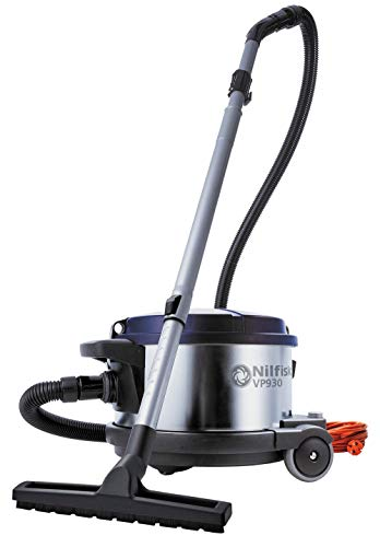 Sirena Vacuum Cleaner Water Filtration, 2-Speed, Bagless Canister Vacuum Cleaner, Allergy Pet Pro