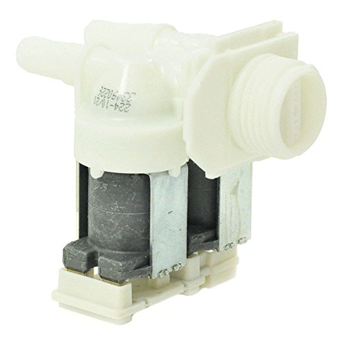 Clothes Washer Valve (Bosch 00422244 Washer Cold Water Inlet Valve Genuine Original Equipment Manufacturer (OEM) part for Bosch)