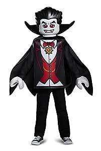 LEGO 18479l Vampire - Disfraz (tamaño pequeño, 4 - 6 años ...