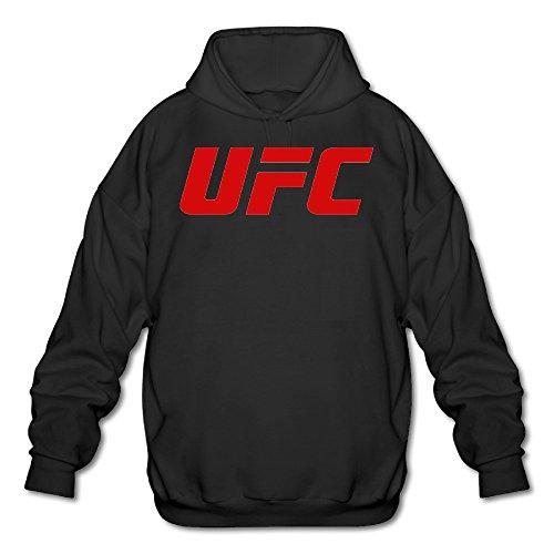- PTR Men's Sweater - UFC Competition Black Size XXL