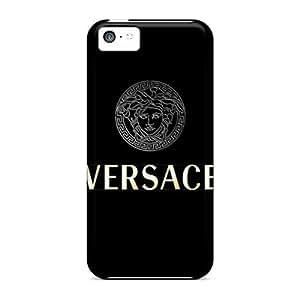 kevincormack iphone 5c anti-scratch rígida customizados alta resolución Versace piel [sxv5033ypcv]