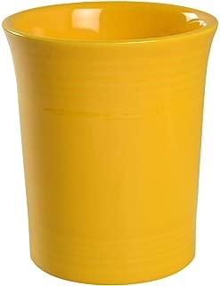 """product image for Homer Laughlin 6-5/8"""" Utensil Crock, Daffodil"""