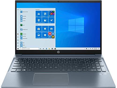"""HP Pavilion 15-eg0010ns – Ordenador portátil de 15.6"""" FHD (Intel Core i5-1135G7, 16GB de RAM, 1TB SSD, NVIDIA MX350-2GB…"""