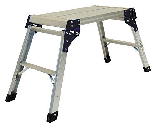 Aluminium Hop Up Platform, 800 x 600 mm Bryson Products UK DWDK608