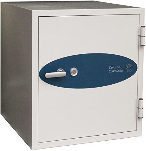 Phoenix Datacare 2-Hour Key Lock Fireproof Media Safe - 2.8